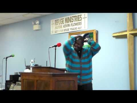 God is our Refuge Bro.T.Law  Lord Fix My Mind  pt.1  2/5/2017