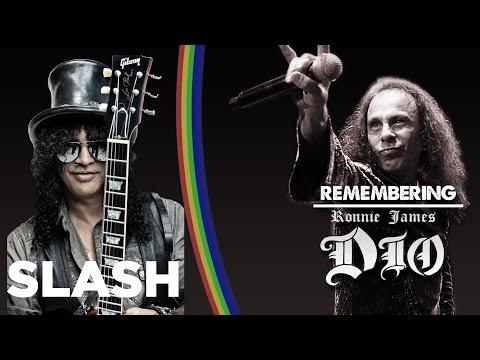 Slash – Remembering Ronnie James Dio