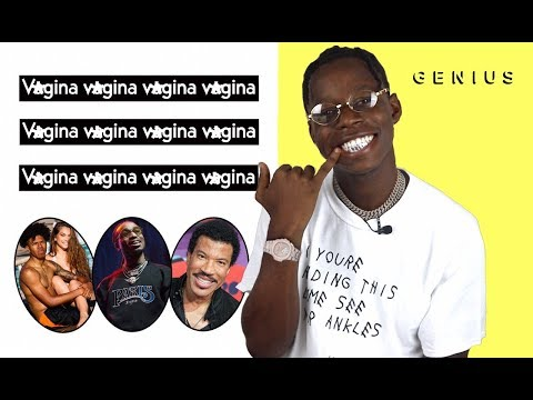 """""""V*GINA"""" Official Lyrics & Meaning (Diss track?)   Verified"""