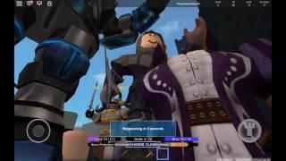 Orks V.S. Mensch   Roblox Field Of Battle #1