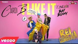 Baixar Cardi B, Bad Bunny & J Balvin I Like It Versão Rei da Cacimbinha