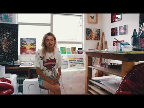 Miranda Pissarides in 'Sea-Fever': Art Auction 13 September 2018