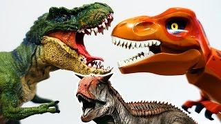 ДИНОЗАВРЫ Сборник Мультиков про Динозавров на русском 2017 Динозавры Все серии подряд для детей