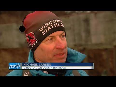Biathlon 101: Wisconsin Biathlon group teaching about grueling Olympic sport