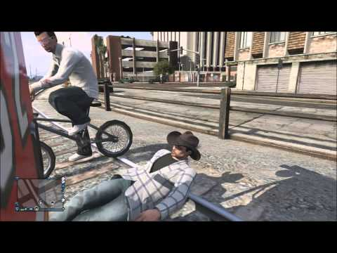 GTA 5 Online Funny Moments EP 26 Playing...