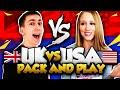 IT'S BACK!!!! | UK VS USA
