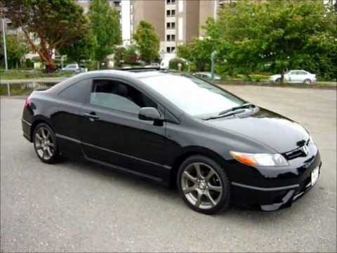 2007 Honda Civic EX Coupe   103K   5Spd. / 4Cyl.   $12995 @ Malibu Motors  Victoria