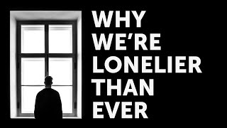 Why we're lonelier than ever | The Future of Connection | Yang Speaks