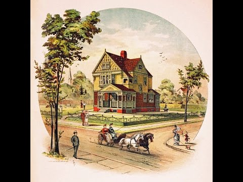 138 American Houses from 1880's HD