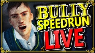 "BULLY SPEEDRUN! - ""SWEGTA IS BACK!"" (2h 43m 37s) - NEW PERSONAL BEST!"