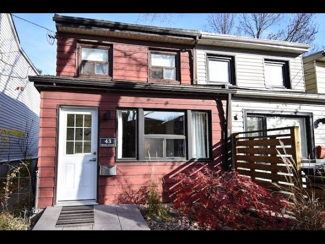 43 Rhodes Ave Toronto Open House Video Tour