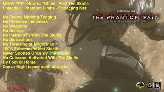 How To Sneak Past Skulls Mission 1 - 24H News