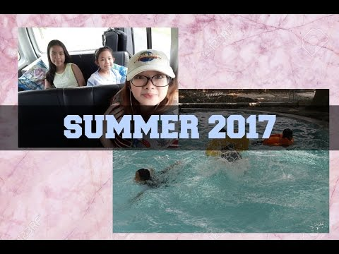 Summer 2017: Nueva Ecija and Pampanga