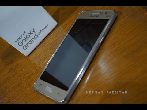 Samsung Galaxy Grand Prime Plus Unboxing | Box and Software Review