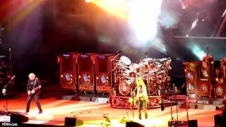 RUSH - Leave That Thing Alone - Auburn, WA  08/07/2010 - Time Machine Tour