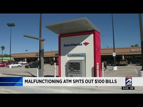Ashley Nics - Customers Will Be Able to Keep Money After ATM Glitch at Bank of America