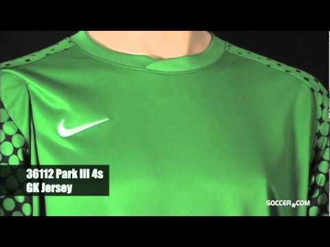 03e418d9c13 Nike Park III 4s GK Jersey - YouTube