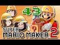 Super Mario Maker 2 - 43 - Dear Diary, Arin Was Mad Today