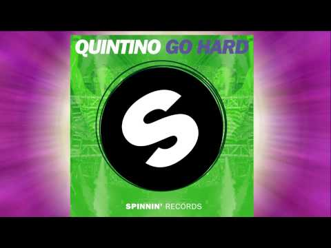 Quintino - Go Hard (Original Mix) [Official]