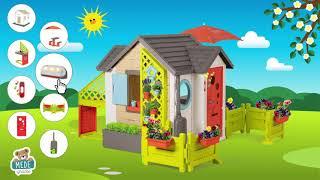 Vrtna kućica Garden House Smoby