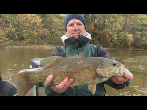 Susquehanna River Fishing with Guide Chris McDonel