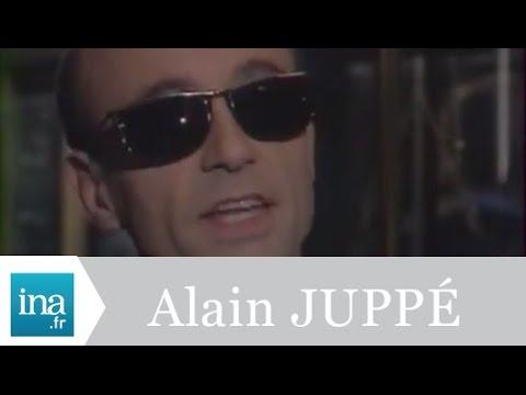"""Alain Juppé """"Je rêve d'être Président"""" - Archive INA"""