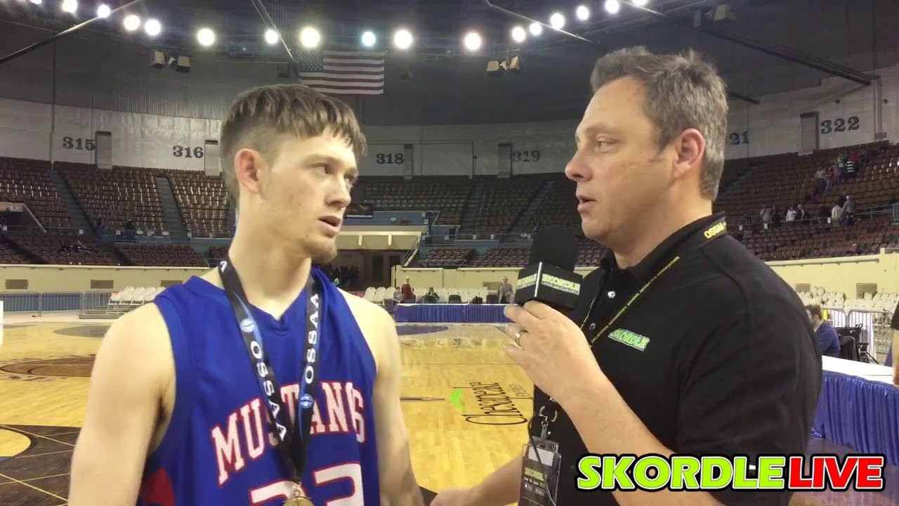 Interview with Ft. Cobb's Kellen Hines