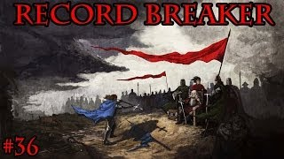 Crusader Kings 2 Record Breaker Campaign 36