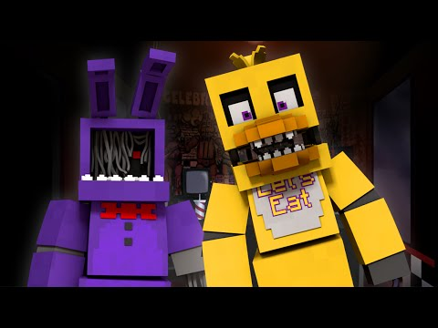 Five Nights at Freddy's Nightmare! - THEY ARE BACK! (Minecraft Roleplay) #1