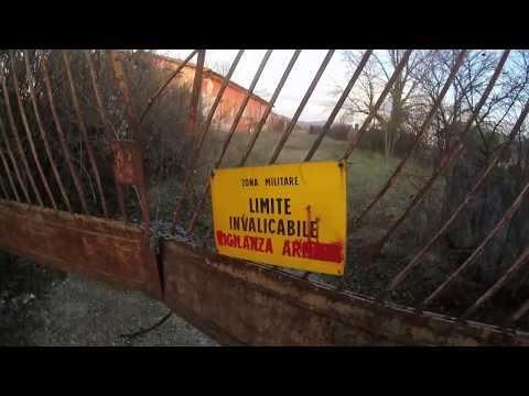 Exploring some Abandoned Military Powder Bunkers - TRAILER