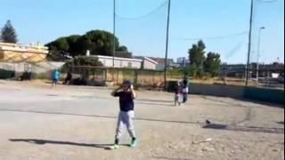 Campionato Regionale Cat. Ragazzi CUBASARD vs CAGLIARI BASEBALL
