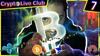 Bitcoin CryptoLive Club 7 : #ZRX #Tether #Binance