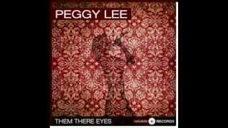 Watch Peggy Lee Too Close For Comfort video