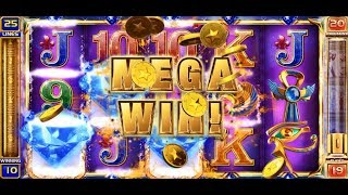 MEGA BIG win 90x on Cleopatra Jewels Slot ($1.25 bet)