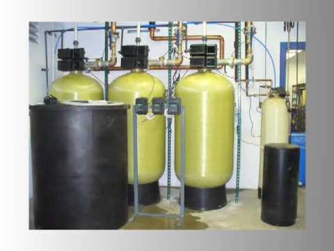 Diamond H2O Commercial & Industrial Water Treatment Applications