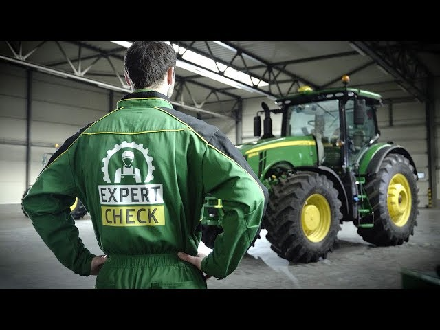 John Deere   Expert Check Tractor