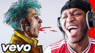 Sidemen React to DAYWALKER! by MGK ft. Corpse