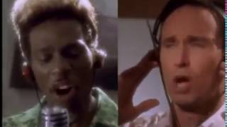 Little Richard  vs Pat Boone  -Long Tall Sally