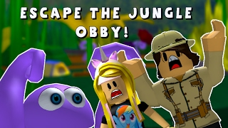 ROBLOX Escape The Jungle Obby
