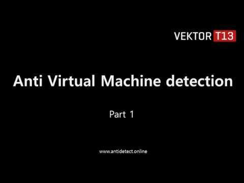 Presentation of free antidetect by Vektor T13 (English)