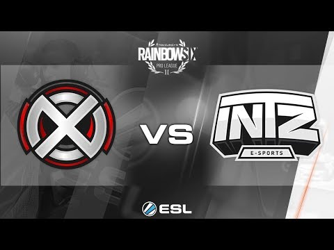 Rainbow Six Pro League - Season 3 - PC - LATAM - NoX Gaming vs. INTZ e-Sports - Week 1