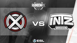 Rainbow Six Pro League - Season 3 - PC - LATAM - NoX Gaming vs. INTZ e-Sports - Week 1