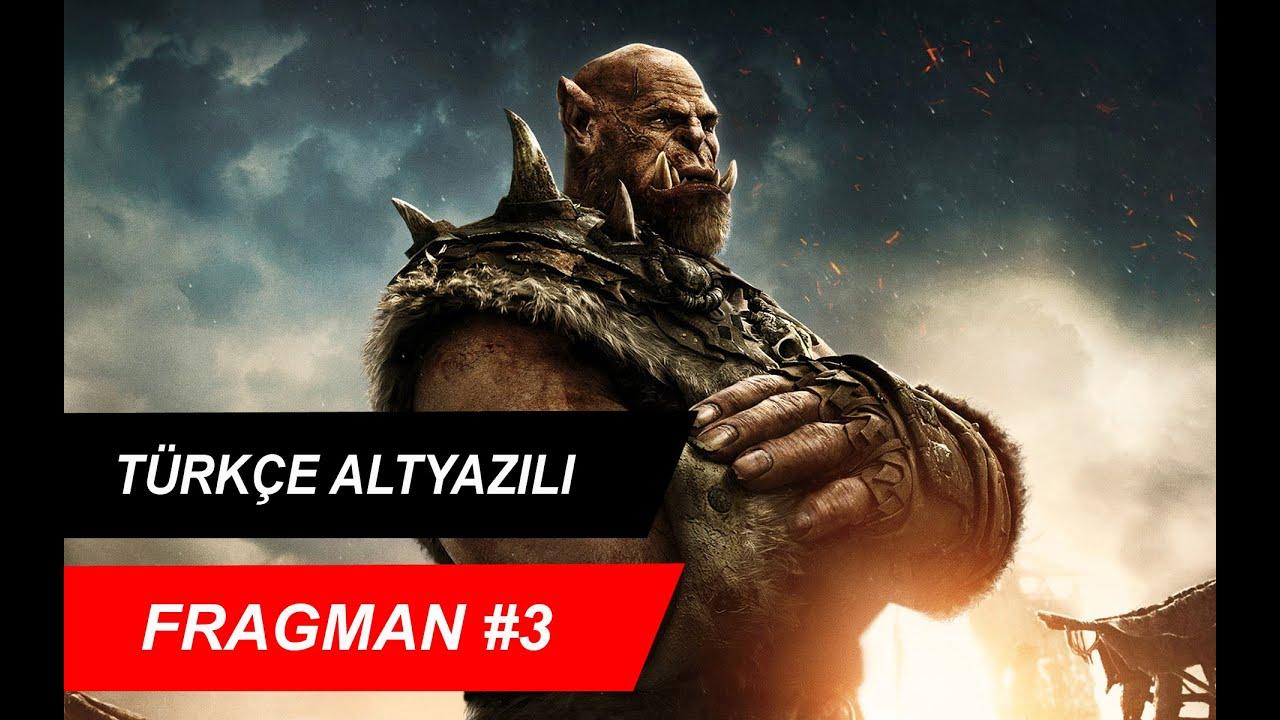 Warcraft Fragman 3 Turkce Altyazili Youtube