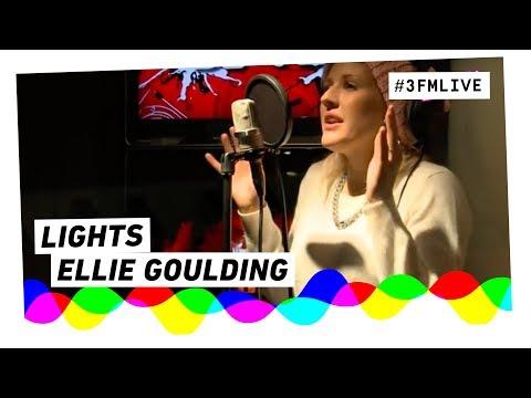Ellie Goulding - Lights | 3FM Live