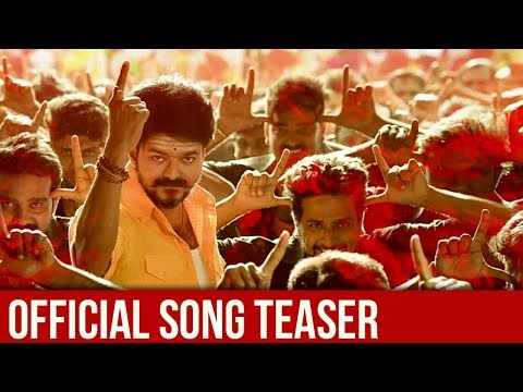 Mersal Song - Aalaporaan Thamizhan Teaser Review | Vijay, A R Rahman
