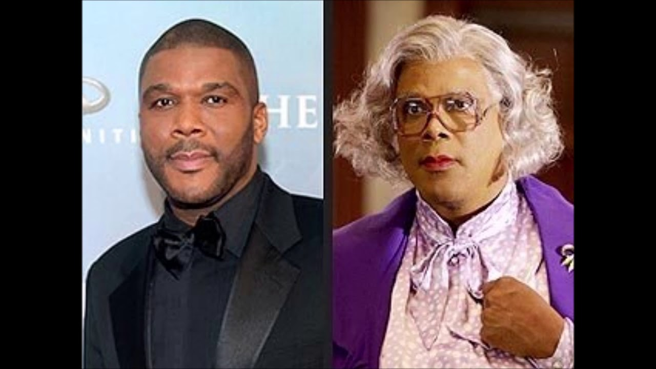 Tyler Perry Is Killing Off His Madea Character