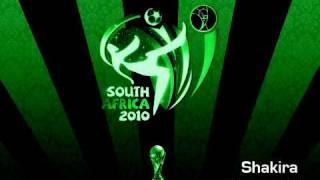 World Cup Songs- Akon vs Shakira vs K