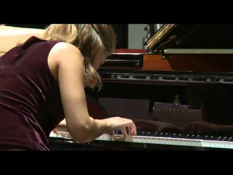Sofia VASHERUK Ludwig van Beethoven sonate 11 op 22
