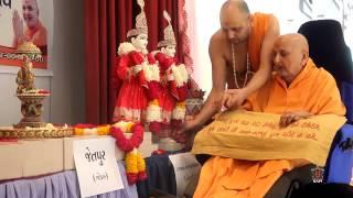 Guruhari Darshan 13 May 2015, Sarangpur, India