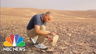 How One Man Unlocked The Sound Of The Desert | NBC News